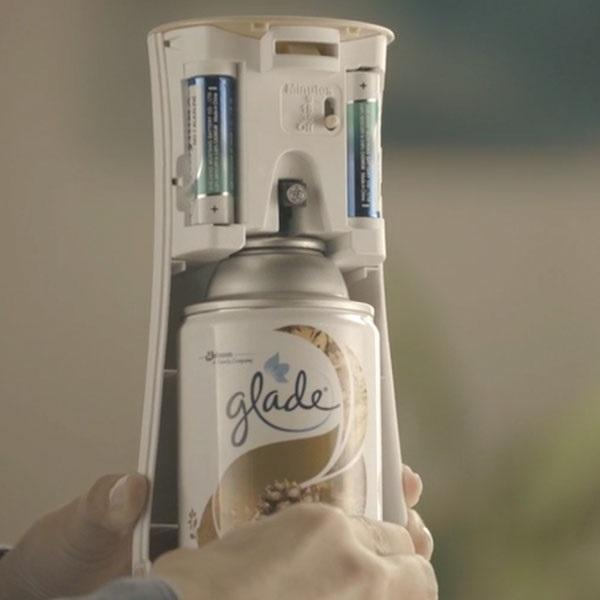 Glade Automatic Spray Relaxing Zen