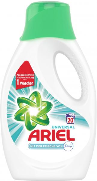 Ariel Flüssig Febreze