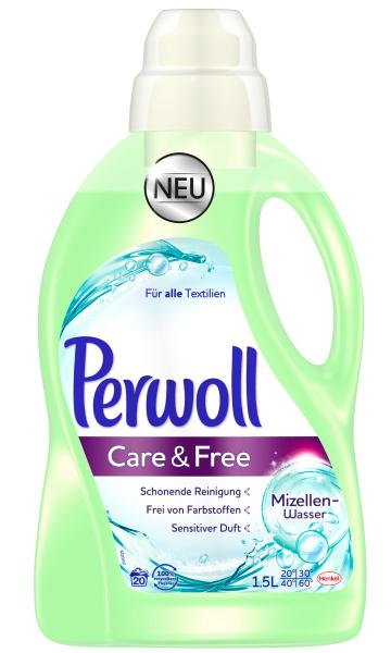 Perwoll Care & Free