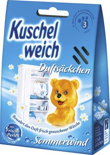 Kuschelweich Duftsäckchen Sommerwind
