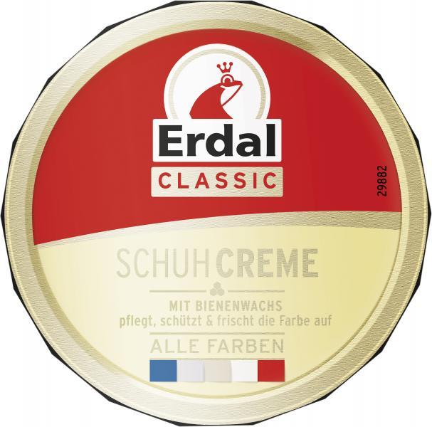 Erdal Schuhcreme Farblos