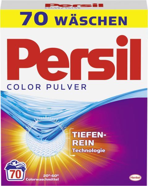 Persil Color Pulver