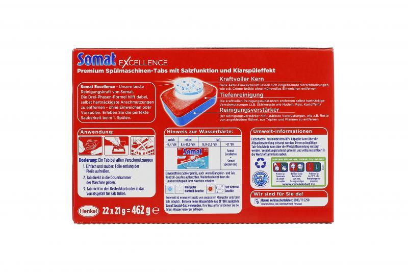 Somat Excellence Multi-Aktiv Tabs