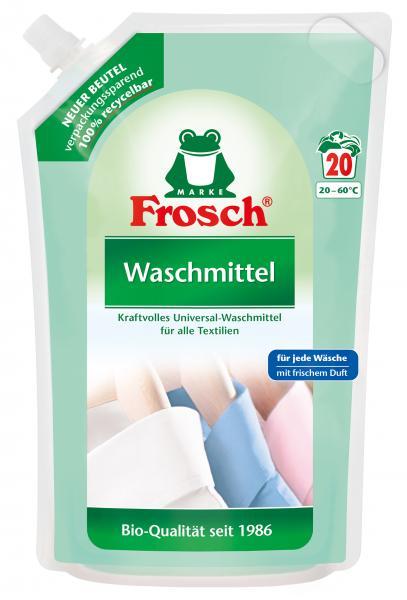 Frosch Waschmittel flüssig 20WL