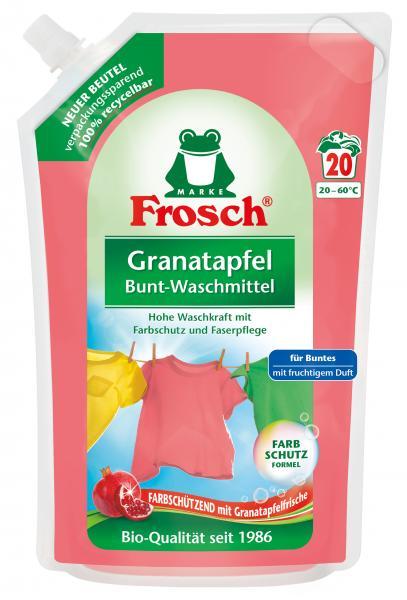 Frosch Waschmittel Granatapfel 20WL
