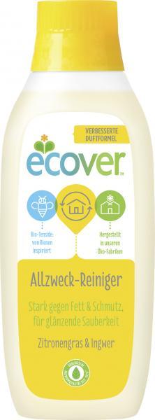 Ecover Allzweck-Reiniger Zitronengras & Ingwer