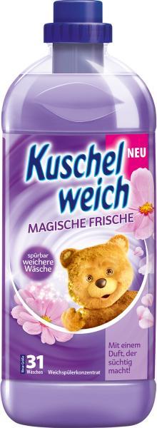 Kuschelweich Weichspüler Magische Frische