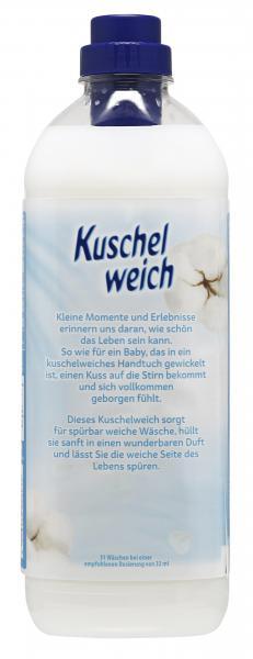 Kuschelweich Weichspüler Sanft & Mild
