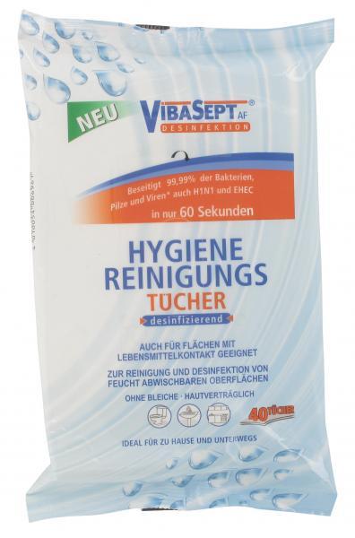 VibaSept Hygiene Reinigungstücher desinfizierend