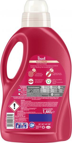 Perwoll Renew & Repair Color & Faser