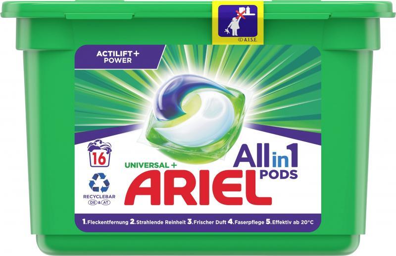 Ariel Univeral + All in 1 Pods 16 WL