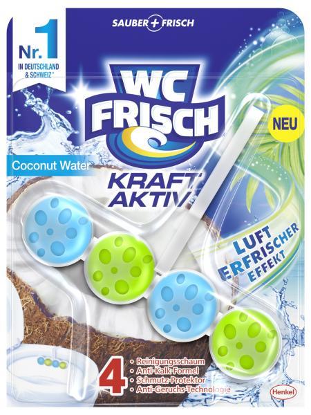 WC Frisch Kraft Aktiv Duftspüler Coconut Water