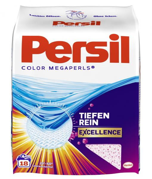 Persil Color Megaperls Tiefenrein Excellence
