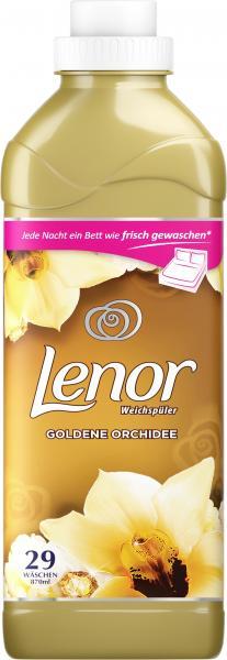 Lenor Goldene Orchidee