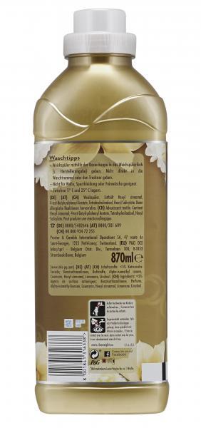 Lenor Goldene Orchidee Flasche