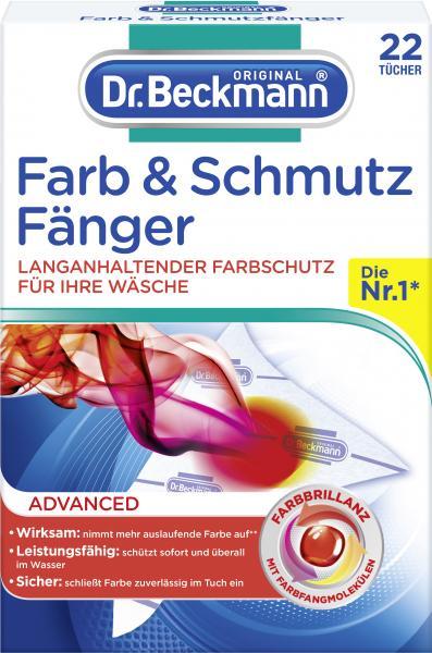 Dr. Beckmann Farb & Schmutz Fänger Advanced