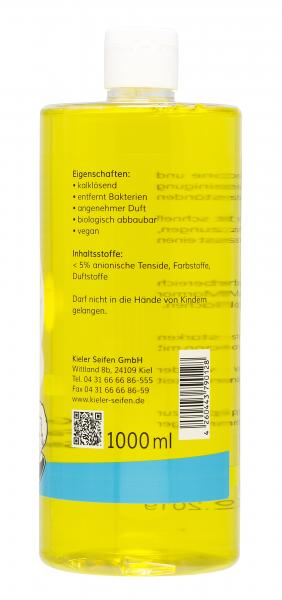Kieler Seifen Oma's Zitronenreiniger Konzentrat