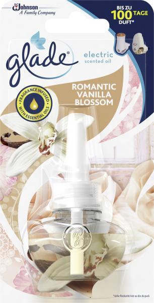 Glade Electric Scented Oil Romatic Vanilla Blossom Nachfüller