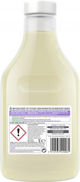 Ecover Color Waschmittel flüssig Apfelblüte & Freesie 20 WL