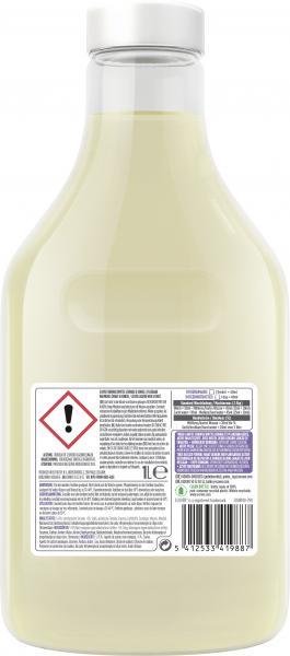 Ecover Feinwaschmittel Schwarz & Dunkel 22 WL