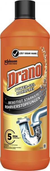 Drano Power-Gel Rohrfrei