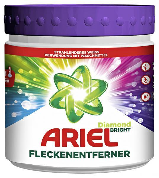 Ariel Fleckenentferner Pulver Farbschutz