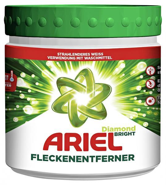 Ariel Fleckenentferner Pulver Strahlenderes Weiss