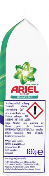 Ariel Compact Pulver Strahlend rein