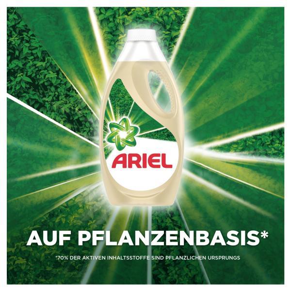 Ariel Flüssigwaschmittel Universal auf Pflanzenbasis