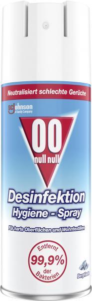 00 null null Desinfektion Hygiene-Spray