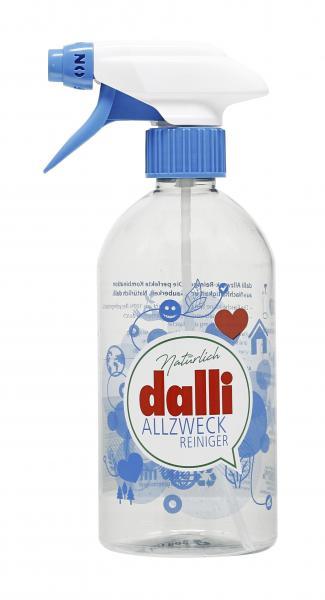 Dalli Allzweck-Reiniger Leerflasche
