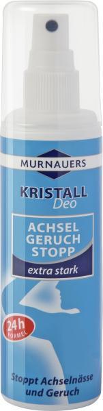 Murnauers Achselgeruch Stopp Kristall Deo Spray