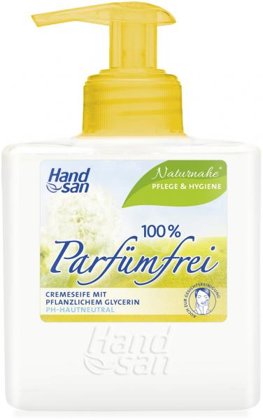 Handsan Cremeseife Parfümfrei