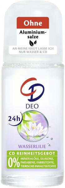 CD Deo Roll-On Wasserlilie