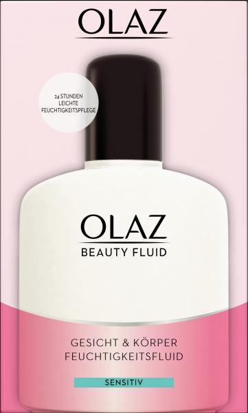 Olaz Essentials Beauty Fluid empfindliche Haut