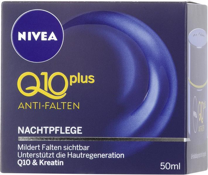 Nivea Q10 Plus Anti-Falten Nachtpflege