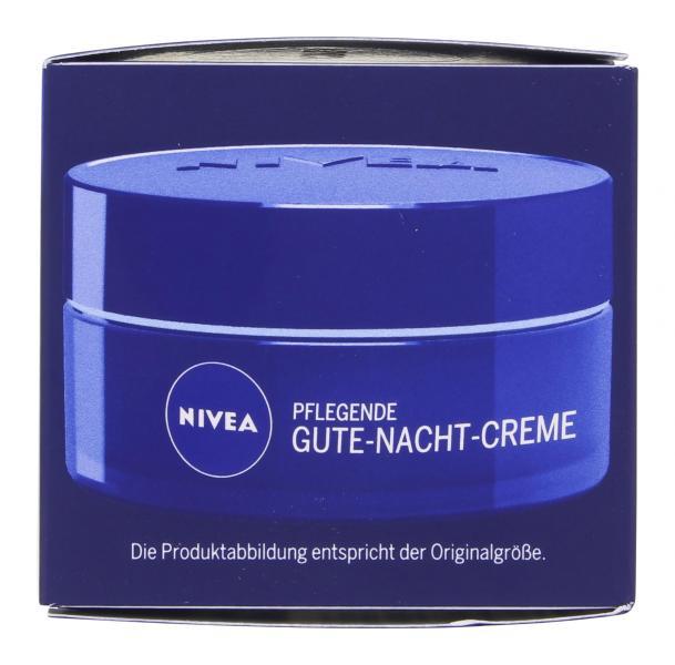 Nivea Pflegende Gute-Nacht-Creme