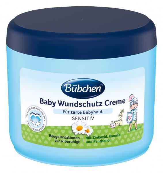 Bübchen Babypflege Baby Wundschutz Creme sensitiv
