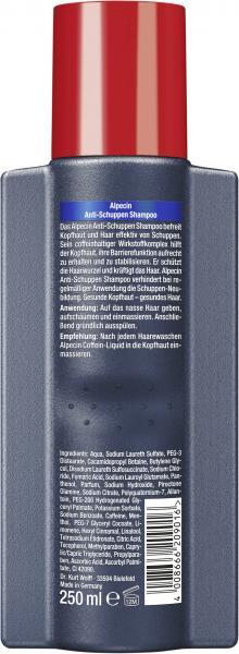 Alpecin A3 Anti Schuppen Shampoo
