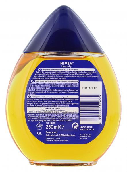 Nivea Beauty Oil Ölbad
