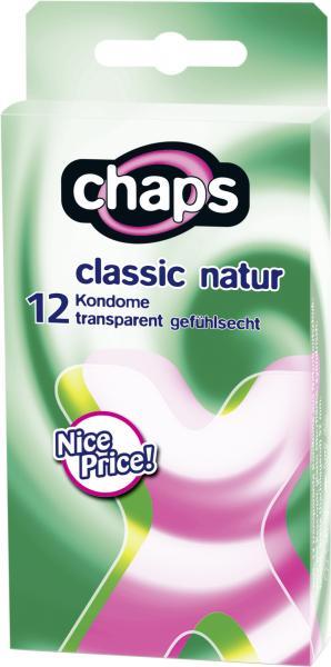 Chaps Kondome Classic Natur