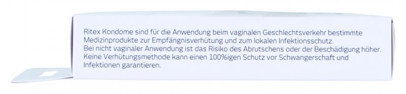 Ritex RR.1 Kondome Gefühlsintensiv