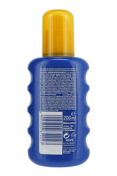 Nivea Sun Schutz & Pflege Sonnenspray LSF 30