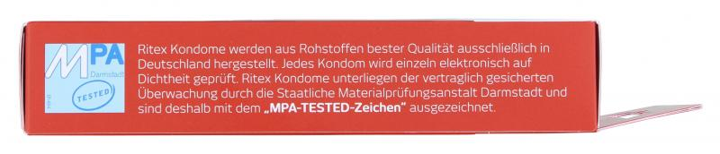 Ritex XXL Kondome Extra groß
