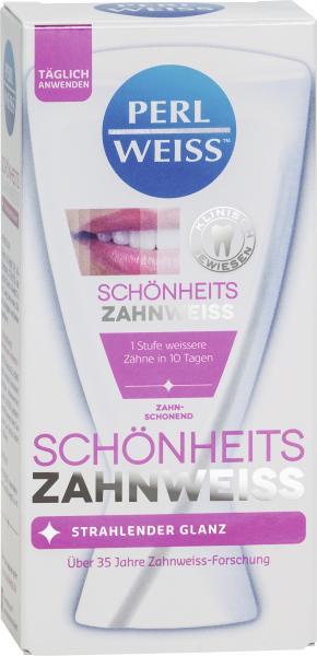 Perlweiss Schönheits-Zahnweiss
