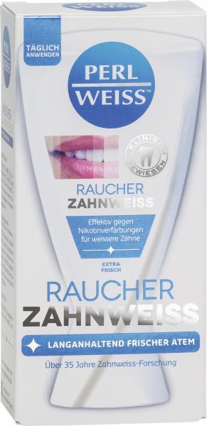 Perlweiss Raucher-Zahnweiss