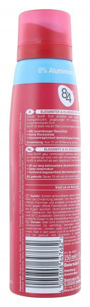 8x4 Modern Charme Deo Spray