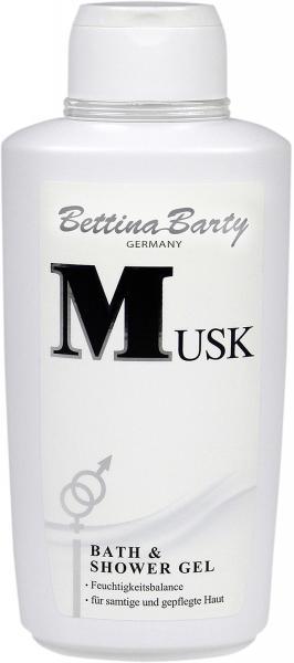 Bettina Barty Musk Bath & Shower Gel