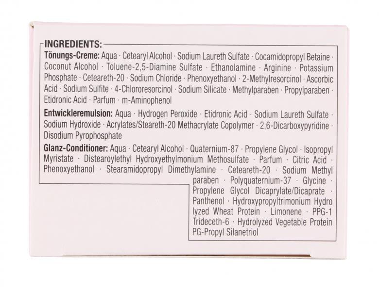 Schwarzkopf Poly Color Tönungs-Wäsche 24 dunkelbraun