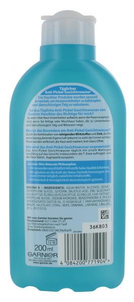 Garnier Skin Naturals Hautklar Gesichtswasser